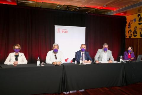 Comisión Ejecutiva Regional PSOE/ canariasnoticias