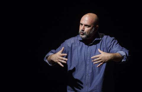 Félix Albo, contador de historias / CanariasNoticias.es