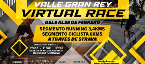 Valle Gran Rey Virtual Race/ canariasnoticias
