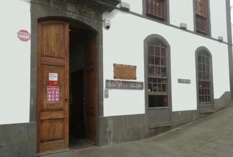 Casa de la Cultura de Firgas (Gran Canaria) / CanariasNoticias.es
