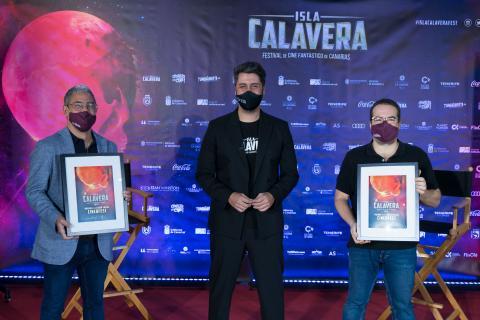 Entrega de premios del Festival Isla Calavera / CanariasNoticias.es