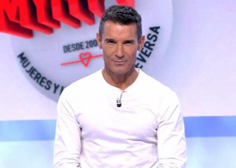 """Jesús Vázquez, presentador del programa """"Mujeres y Hombres y Viceversa"""" / CanariasNoticias.es"""