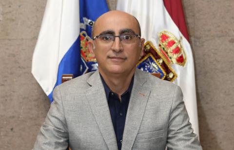 José Luis Vera, concejal de Economía y Hacienda del Ayuntamiento de Granadilla de Abona / CanariasNoticias.es