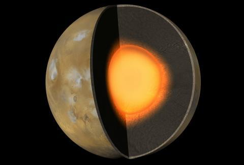 Núcleo de Marte