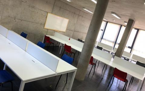Nueva Sala de Estudio en  Zona Joven Punta Larga de Candelaria / CanariasNoticias.es