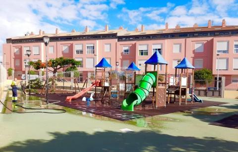 Parque infantil de Telde / CanariasNoticias.es