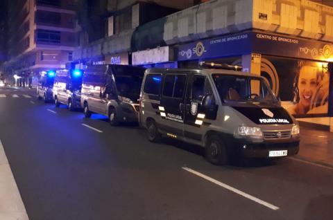 Policía Local de Las Palmas de Gran Canaria / CanariasNoticias.es