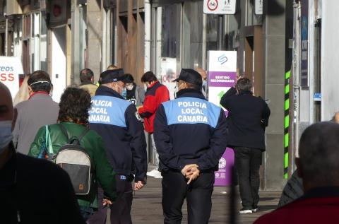 Policía Local de San Cristóbal de La Laguna (Tenerife) / CanariasNoticias.es