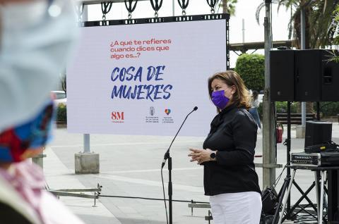 """Las Palmas de Gran Canaria impulsa la campaña """"Cosa de Mujeres"""" / CanariasNoticias.es"""