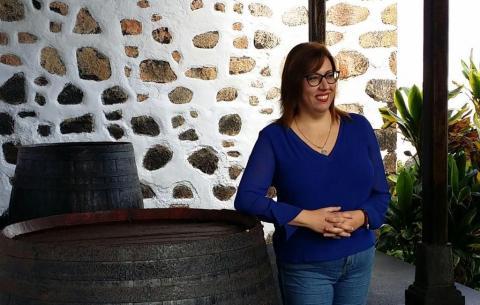 Sandra Rodríguez, Secretaria General Local de CC en Puerto de la Cruz / CanariasNoticias.es
