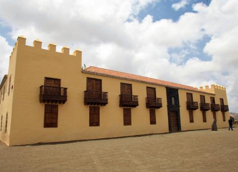 La Casa de los Coroneles y la Escuela de Arte de Fuerteventura inician un programa de colaboración