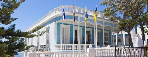 Casa Azul. San Miguel de Abona/ canariasnoticias