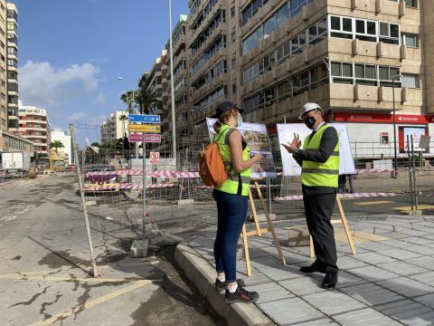 Obras Metroguagua/ canariasnoticias