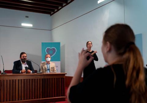 Convenio entre La Laguna y Fasican / CanariasNoticias.es