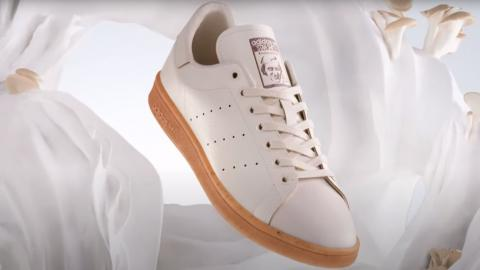 Adidas lanza las primeras zapatillas hechas con raíces de hongos