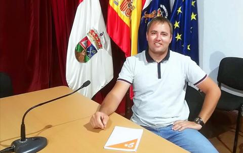 Bruno Medina, concejal de Cs en el Ayuntamiento de Yaiza (Lanzarote) / CanariasNoticias.es