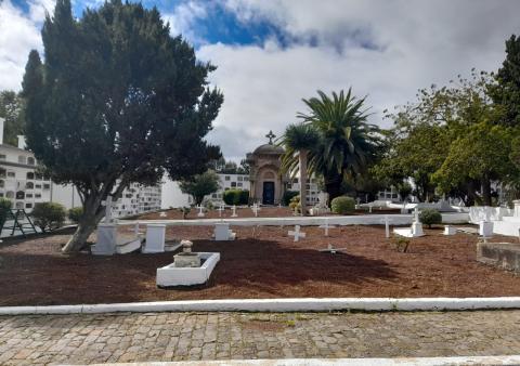 Cementerio de San Juan en La Laguna (Tenerife) / CanariasNoticias.es