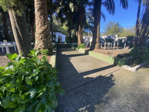 Cementerio de Valleseco (Gran Canaria) / CanariasNoticias.es
