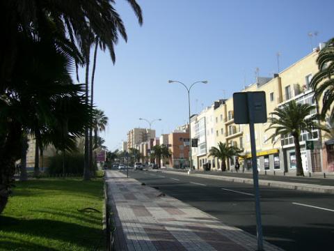 Distrito Ciudad Alta de Las Palmas de Gran Canaria / CanariasNoticias.es