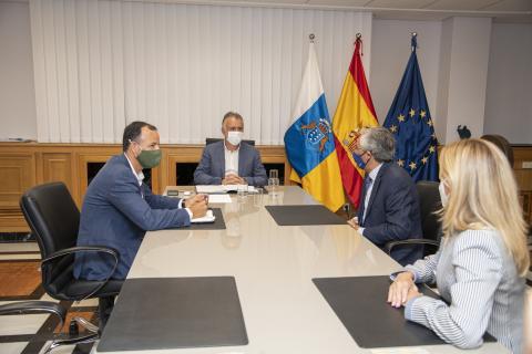 El Gobierno apoya la celebración en Canarias del European Tour de golf / CanariasNoticias.es