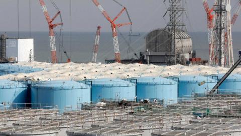 Central nuclear Fukushima (Japón)