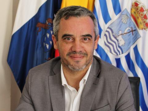 Ezequiel Domínguez, alcalde de San Juan de la Rambla (Tenerife) / CanariasNoticias.es