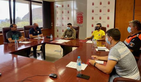 La Gomera constituye el primer Comité de Voluntarios de Emergencias / CanariasNoticias.es