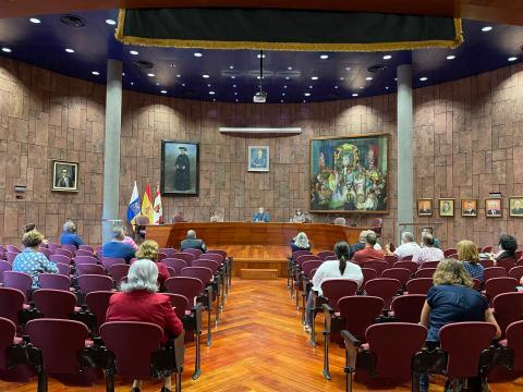 Pleno del Cabildo de La Gomera / CanariasNoticias.es