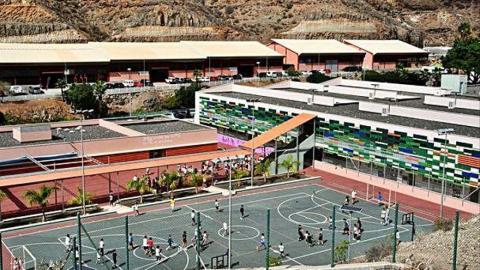 Colegio de Motor Grande en Mogán (Gran Canaria) / CanariasNoticias.es