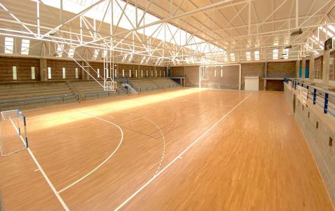 Polideportivo Municipal. Agüimes/ canariasnoticias