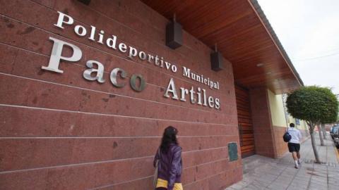 Polideportivo Municipal Paco Artiles/ canariasnoticias