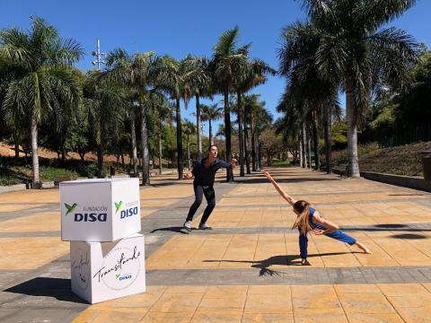 Presentación del Festival Transitando de Las Palmas de Gran Canaria / CanariasNoticias.es