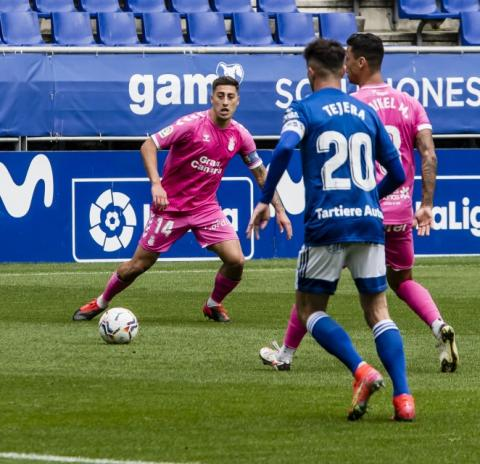 Real Oviedo 0 - U.D. Las Palmas 0/ canariasnoticias