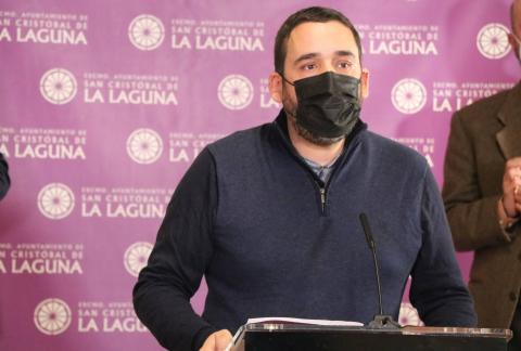 Rubens Ascanio, concejal de Bienestar Social del Ayuntamiento de La Laguna (Tenerife) / CanariasNoticias.es