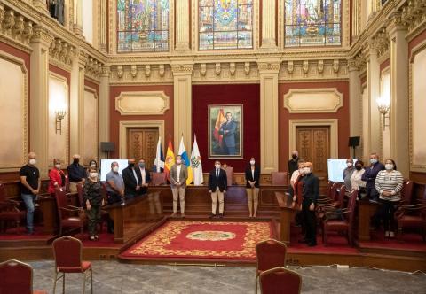 """Santa Cruz Tenerife rubrica """"Suroeste Avanza"""" / CanariasNoticias.es"""