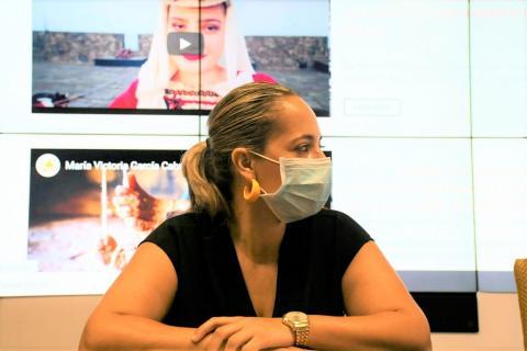 Susana Machín, consejera de Artesanía del Cabildo de La Palma / CanariasNoticias.es