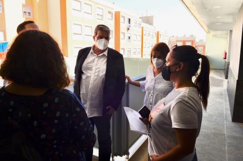Las Palmas de Gran Canaria, entregará viviendas en el ARRU de Tamareceite /