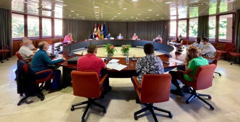 Junta de Gobierno del Consejo Insular de Aguas de La Gomera/ canariasnoticias
