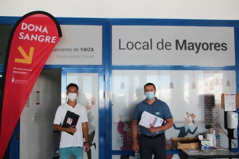 Yaiza anima a los ciudadanos a unirse al Club de los 300 / CanariasNoticias.es