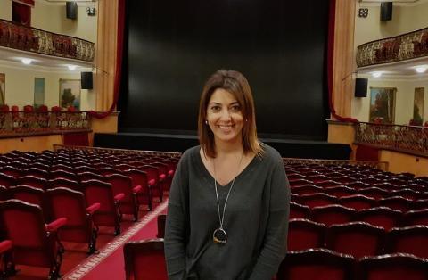 Yaiza López Landi, concejala de Cultura del Ayuntamiento de La Laguna / Canarias Noticias.es