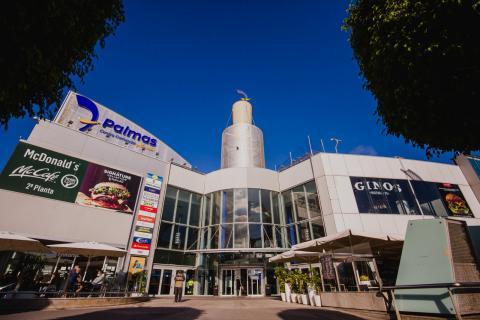 Centro Comercial y de Ocio 7 Palmas en Las Palmas de Gran Canaria / CanariasNoticias.es