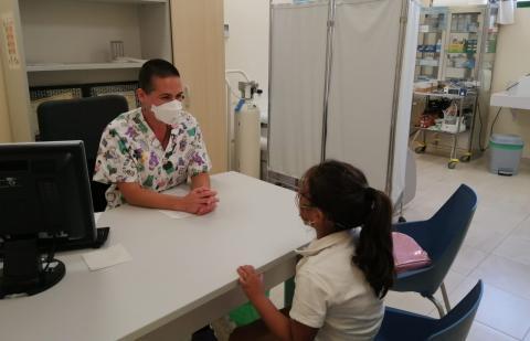 Servicio de Logopedia en el Centro de Salud de Titerroy, Arrecife (Lanzarote) / CanariasNoticias.es