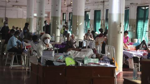 Hospital de India