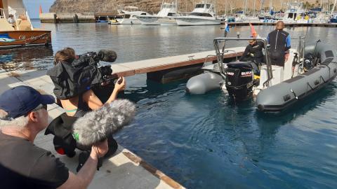 La Gomera recibe periodistas de Alemania, Holanda e Italia / CanariasNoticias.es