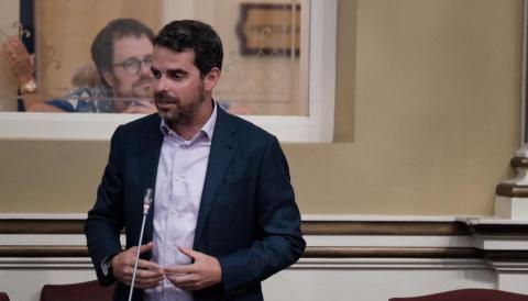 Lucas Bravo de Laguna, secretario general de UxGC / CanariasNoticias.es