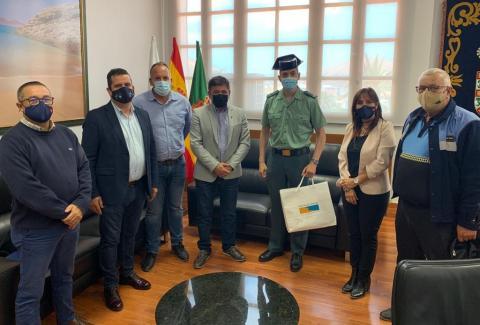 El Ayuntamiento de Pájara fomentará la colaboración entre la Guardia Civil y la Policía Local del municipio / CanariasNoticias.es