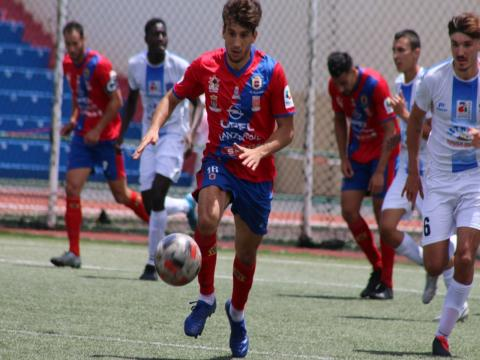 UD Lanzarote - Santa Úrsula. Fútbol/ canariasnoticias