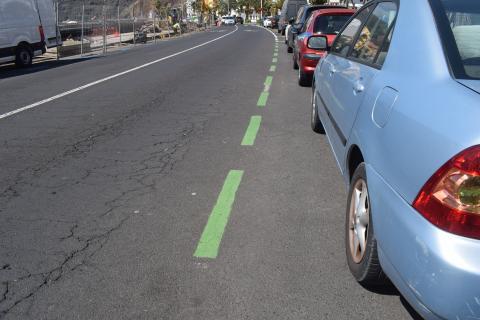Aparcamientos Zona Verde de Santa Cruz de La Palma / CanariasNoticias.es