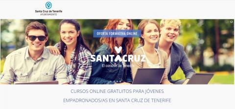 Cursos de formación del Ayuntamiento de Santa Cruz de Tenerife / CanariasNoticias.es
