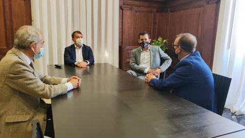 Santa Cruz de Tenerife contará con un convenio de colaboración con el Colegio de Economistas / CanariasNoticias.es